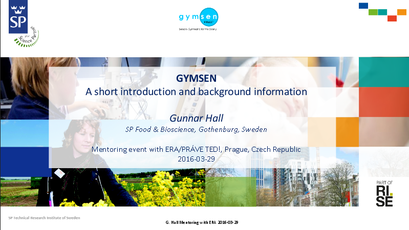 gymsen meeting